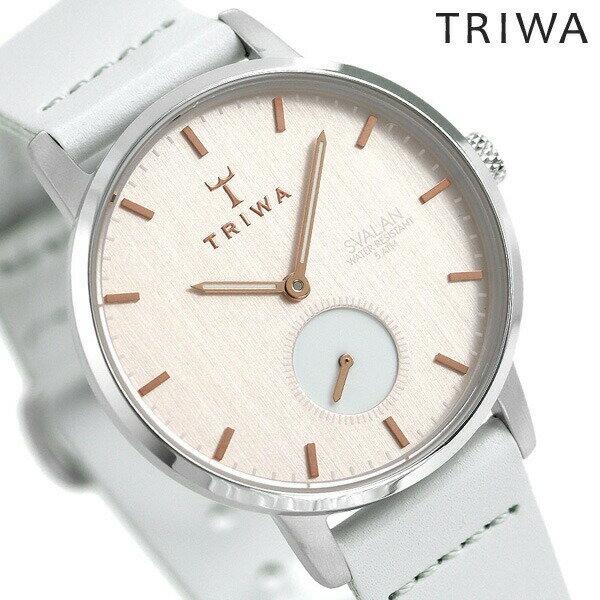 TRIWA トリワ 時計 スウェーデン 北欧 スモールセコンド 34mm レディース 腕時計 スバーラン SVST102-SS111512【あす楽対応】
