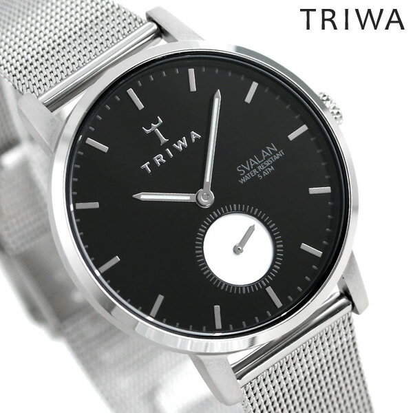 TRIWA トリワ 時計 スウェーデン 北欧 スモールセコンド 34mm レディース 腕時計 スバーラン SVST103-MS121212【あす楽対応】