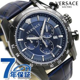ccc1ea85f4 店内ポイント最大44倍】 ヴェルサーチ 時計 メンズ 腕時計 V-