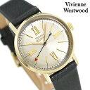 ヴィヴィアン ウエストウッド 時計 レディース VV170GYBK Vivienne Westwood 腕時計 ゴールド×メタリックグレー【あ…