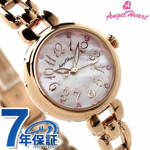 【ノベルティ付き♪】エンジェルハート フラワリー タイム レディース 腕時計 FT24PP AngelHeart 時計【あす楽対応】