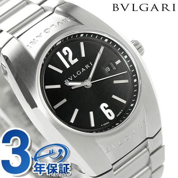 【エントリーで最大14倍 20日9時59分まで】ブルガリ 時計 レディース BVLGARI エルゴン 30mm 腕時計 EG30BSSD