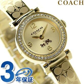 教练COACH教练女士手表麦迪逊时装14502202