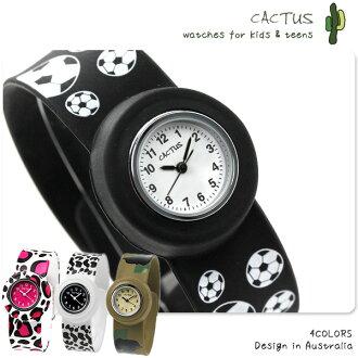 供仙人掌小孩一巴掌表小孩使用的手表模拟CACTUS CAC-70