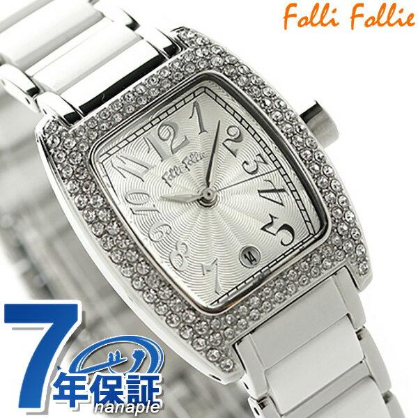フォリフォリ デビュタント ウォッチ レディース WF5T135BDW Folli Follie 腕時計 時計
