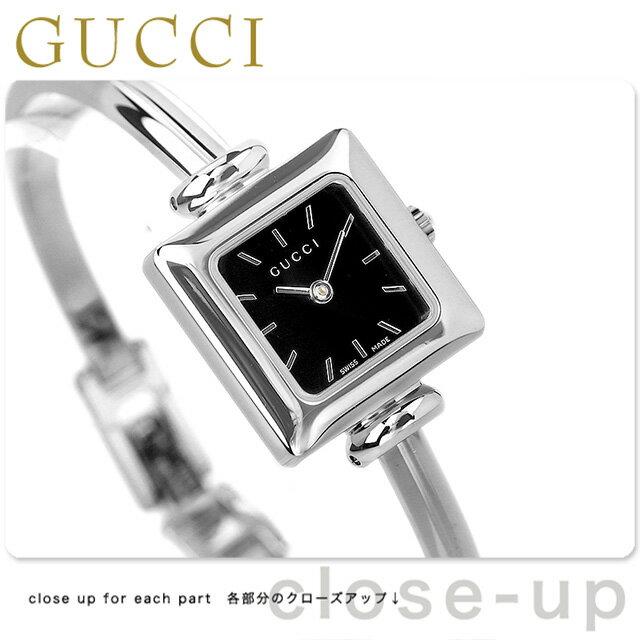 グッチ 時計 レディース GUCCI 腕時計 1900 ブラック YA019517【あす楽対応】