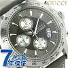 Gucci G thymeless chronograph men watch YA126241 GUCCI gray