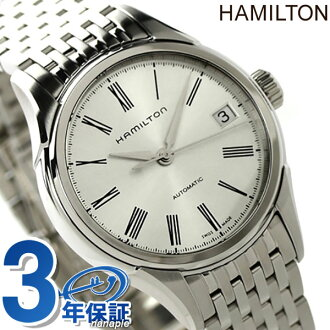 Hamilton variant auto date ladies H39415154 HAMILTON watches automatic winding silver