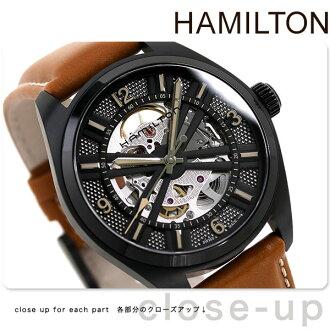 H72585535漢密爾頓HAMILTON黄褐色場