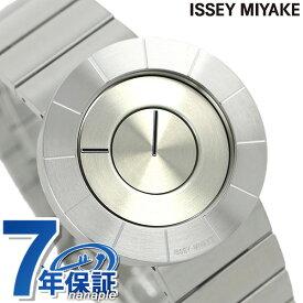 【今なら店内ポイント最大44倍】 イッセイミヤケ 腕時計 メンズ ティーオー シルバー ISSEY MIYAKE SILAN001 時計