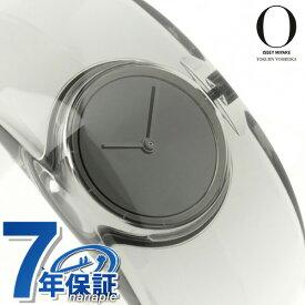 【今なら店内ポイント最大44倍】 イッセイミヤケ 腕時計 O オー ブラック ISSEY MIYAKE SILAW002 時計