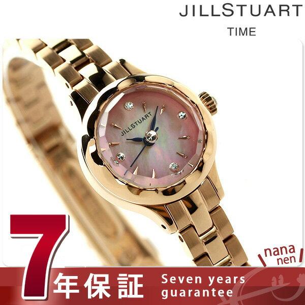 【当店なら!さらにポイント+4倍!21日1時59分まで】 ジルスチュアート フラワー リング レディース 腕時計 NJAF003 JILLSTUART ピンクシェル×ピンクゴールド 時計