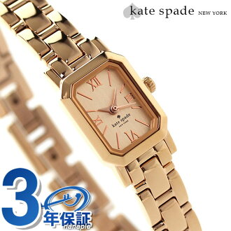 Kate spade New York Thailand knee Hudson Lady's 1YRU0632 KATE SPADE NEW YORK watch Rose gold