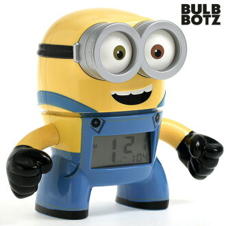 Clock minion Bob alarm clock 2020640 BULBBOTZ