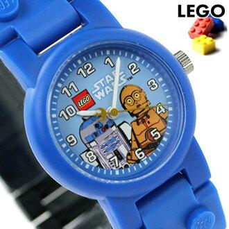 供Lego表小孩使用的手錶星球大戰C-3PO R2-D2 LEGO 9001178