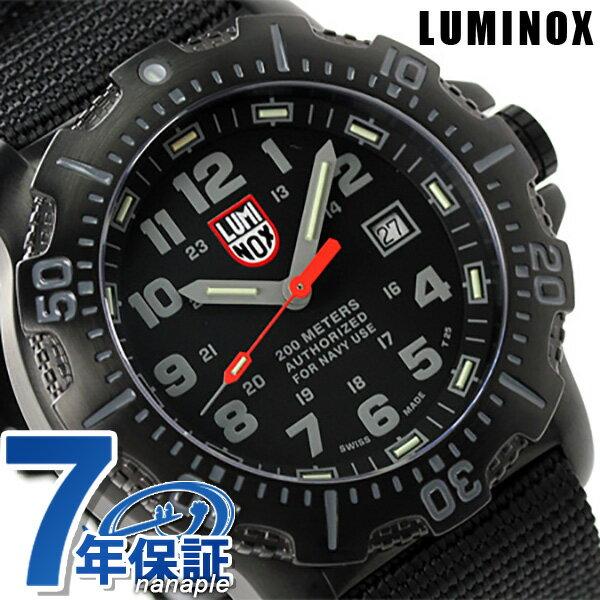 ルミノックス ネイビーシールズ 腕時計 LUMINOX ANU 4221.CW メンズ クオーツ ブラック