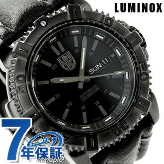 Lumi敲門自動卷摩登馬連拿6501.BO熄滅LUMINOX人手錶