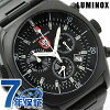 Lumi敲門洛克希德瑪廷收集手錶SR-71黑鳥系列2限定型號全部黑色LUMINOX 9062