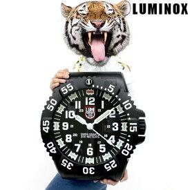 ルミノックス 掛時計 LUMINOX クロック 40CM クオーツ BIG40 ブラック【あす楽対応】