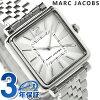 マークジェイコブスヴィク 30 Lady's MJ3461 watch silver