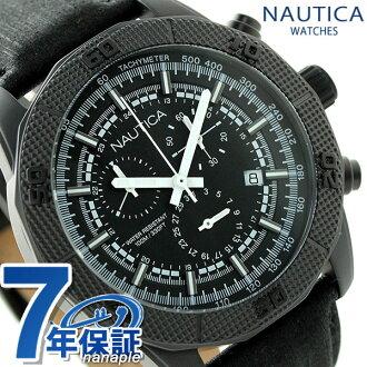 Nautica NST 11 quartz men watch NAI17520G NAUTICA oar black
