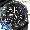 Tracer watch Officer Chrono Pro chronograph oar black traser P6704.4A3.I2 .01