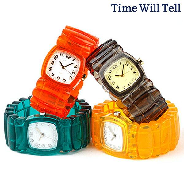 タイムウィルテル レディース 腕時計 キャンディ TIME WILL TELL 選べるモデル 時計