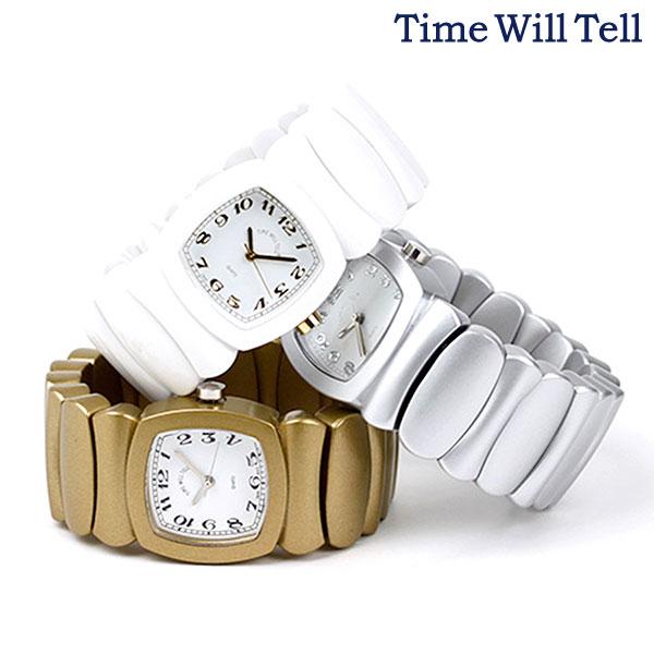 タイムウィルテル レディース 腕時計 ゴールド TIME WILL TELL 選べるモデル 時計