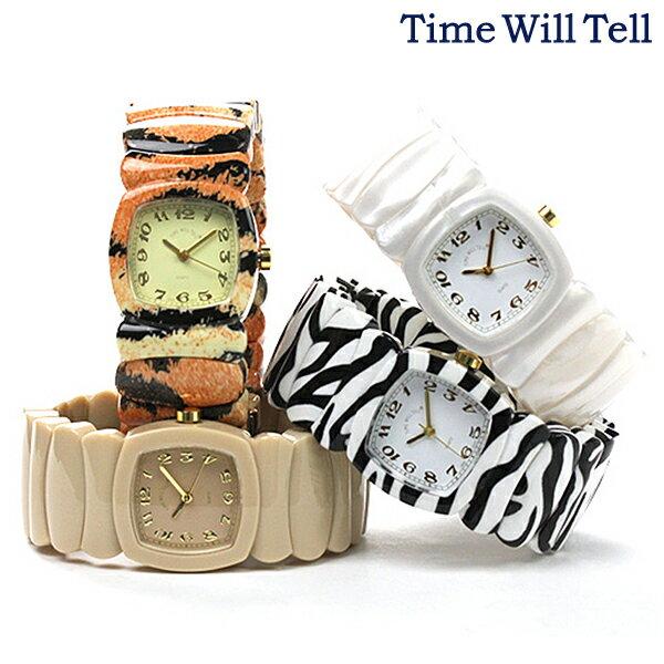 タイムウィルテル レディース 腕時計 マディソン TIME WILL TELL 選べるモデル 時計