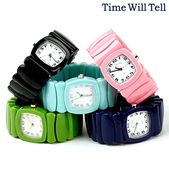 The model who can choose thyme Teru Will Lady's watch standard color TIME WILL TELL