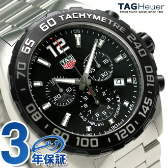 タグホイヤーフォーミュラ 1 chronograph 43MM quartz CAZ1010.BA0842 TAG Heuer watch new article