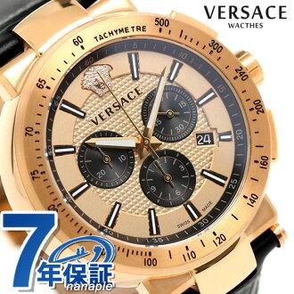 verusachimisutikkusupotsukuronogurafusuisu製造VFG150016 VERSACE手錶新貨