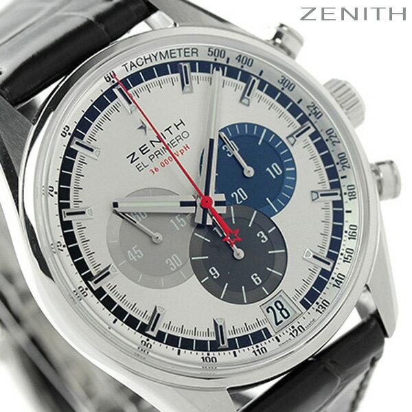 ゼニス エル プリメロ 自動巻き クロノグラフ 03.2040.400/69.C494 ZENITH 腕時計 新品 時計【あす楽対応】