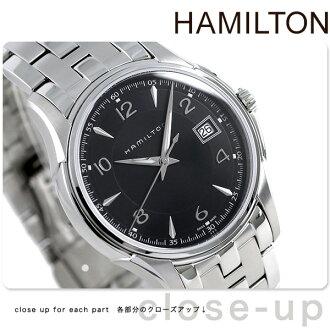 HAMILTON Hamilton Jazzmaster Gent jazzmaster Gent mens watch black H32411135