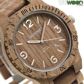 ウィーウッド アルファ SW ナット ラフ 木製 腕時計 9818173 WEWOOD 時計