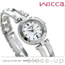 【キャンドル付き♪】シチズン ウィッカ エコドライブ レディース腕時計 CITIZEN wicca NA15-1572C【楽ギフ_包装】