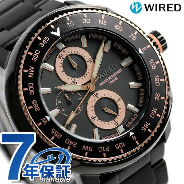セイコー ワイアード ソリディティ 限定モデル メンズ 腕時計 AGAT719 SEIKO WIRED【あす楽対応】
