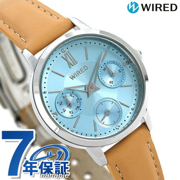 セイコー ワイアード レディース AGET407 SEIKO WIRED 腕時計 時計