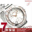 セイコー ワイアード エフ ネコの日 限定モデル レディース AGET712 SEIKO 腕時計