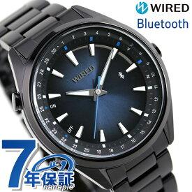 セイコー ワイアード トウキョウソラ Bluetooth メンズ 腕時計 AGAB413 SEIKO WIRED ブルー×ブラック【あす楽対応】