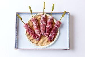 国産 焼き豚 串焼き 生豚肉豚ハラミ45g 5本入り×2パック 10本