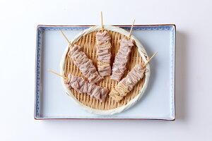 国産 焼き豚 串焼き 生豚肉国産豚モツ30g 5本入り×2パック 10本