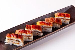 寿司 うなぎ押し寿司 6カット1本 300g