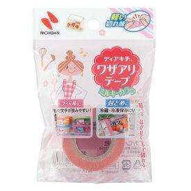 【ニチバン】テープ ワザありテープ【DK−WAN2511ピンク】