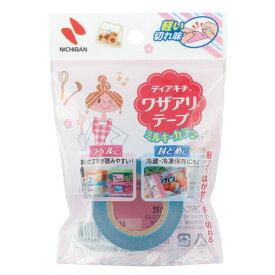 【ニチバン】テープ ワザありテープ【DK−WAN2516 ピンク】