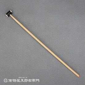 スリ鉦用代用ばち(大) 頭の大きさ:約1,6cm約1,3cmX幅約2,5cm 全体の長さ:約35,5cm