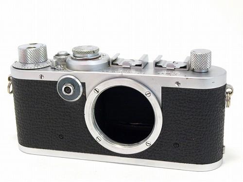 【中古】 (ライカ) Leica I f ブラックシンクロ【中古カメラ レンジファインダー】 ランク:B