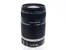[中古][B+](佳能)Canon EF-S 55-250/4-5.6 IS[中古的透鏡AF透鏡]等級:B+