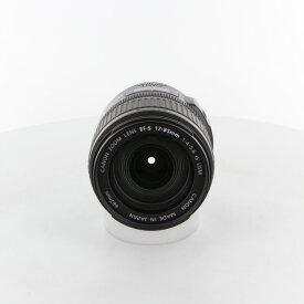 【中古】 (キヤノン) Canon EF-S17-85/4-5.6 IS USM【中古レンズ AFレンズ】 ランク:AB