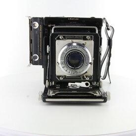 【中古】 (グラフレックス) Graflex センチュリーグラフィック 6x9+エクター101/4.5【中古カメラ 中判カメラ】 ランク:B